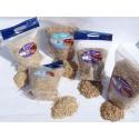 SMOKE WOOD CHIPS  - PLUM 2/4 mm-  1,5 kg - 3,3 lb