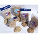 Štěpky pro uzení  - švestka 2/4 mm-  1,5 kg - 3,3 lb