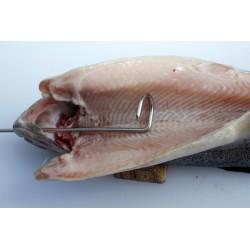 SKRUEKROKER FOR FISK RØYKING